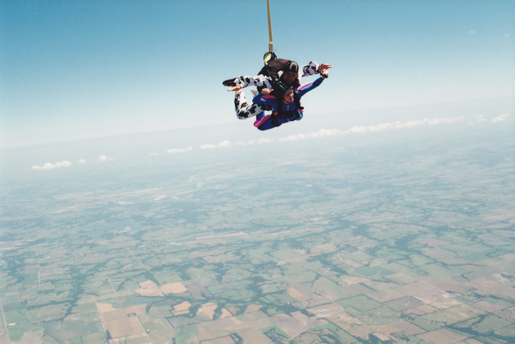 Brenna Smith Skydiving
