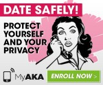 Date Safely With MyAKA banner