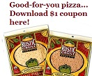 Rustic Crust Good 4 U Pizza small