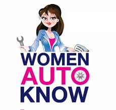 women auto know logo