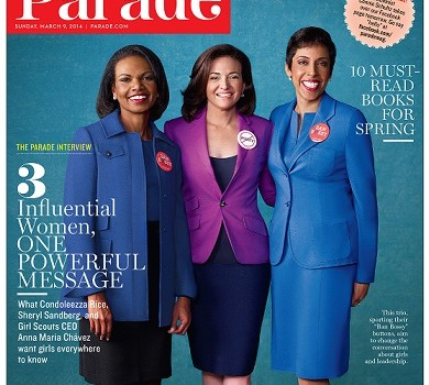 3 Influential Women Cover