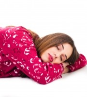 sleeping woman ID-10049498 by photostock