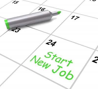 start new job image ID-100260337 by stuart miles