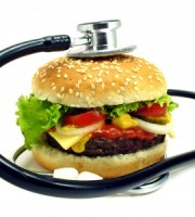 Cheeseburger Stethoscope