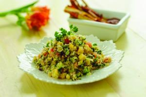 Tropical Quinoa Salad