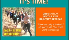 2016 SheNOW Women's Retreat!