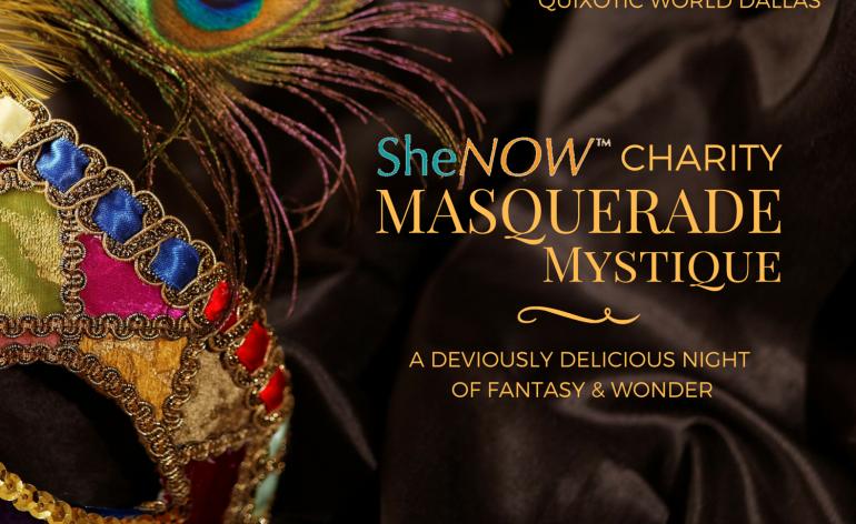 Masquerade Mystique .25 page flyer