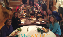 Register NOW! The 2018 SheNOW Women's Retreat!